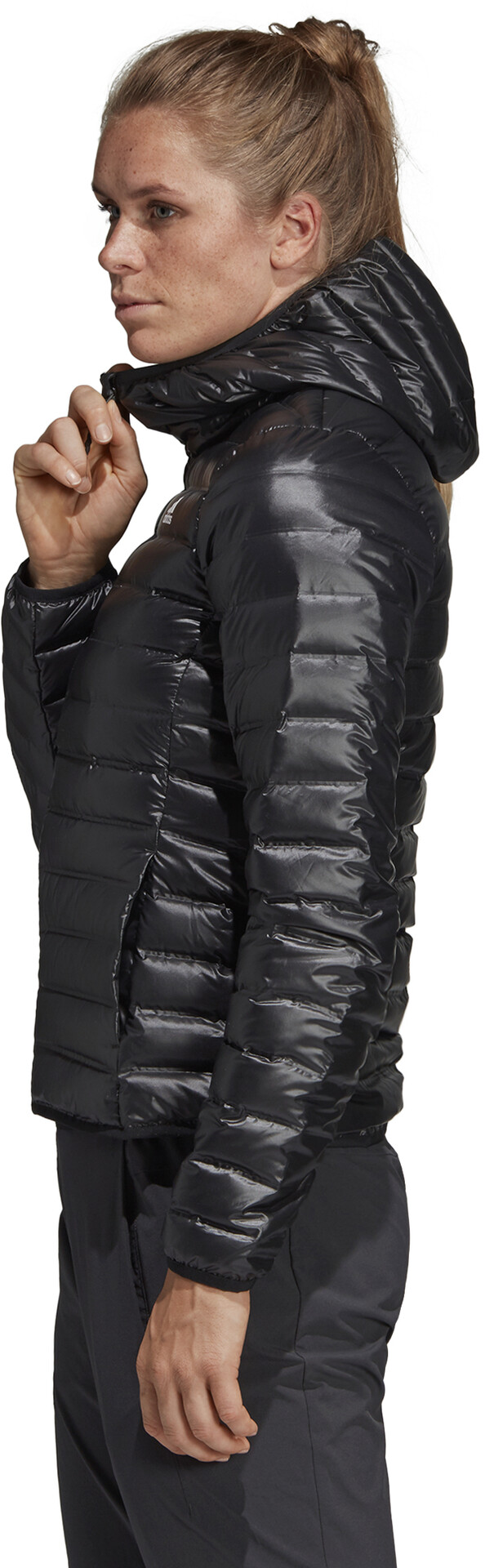 adidas TERREX Varilite Dunjakke Damer, black